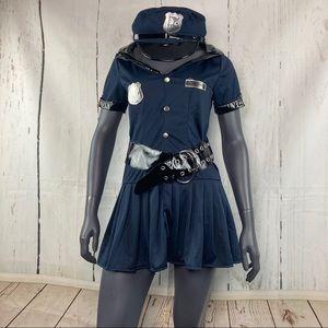 Dresses & Skirts - Rita Dem Rites cop costume